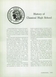 Page 12, 1941 Edition, Classical High School - Caduceus Yearbook (Providence, RI) online yearbook collection