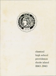 Page 5, 1943 Edition, Classical High School - Caduceus Yearbook (Providence, RI) online yearbook collection