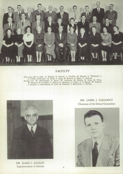 Page 10, 1953 Edition, Classical High School - Caduceus Yearbook (Providence, RI) online yearbook collection
