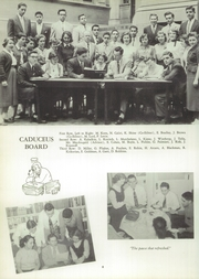 Page 12, 1953 Edition, Classical High School - Caduceus Yearbook (Providence, RI) online yearbook collection