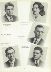 Page 13, 1953 Edition, Classical High School - Caduceus Yearbook (Providence, RI) online yearbook collection