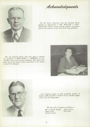 Page 14, 1953 Edition, Classical High School - Caduceus Yearbook (Providence, RI) online yearbook collection