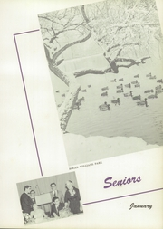 Page 15, 1953 Edition, Classical High School - Caduceus Yearbook (Providence, RI) online yearbook collection