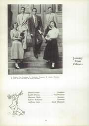 Page 16, 1953 Edition, Classical High School - Caduceus Yearbook (Providence, RI) online yearbook collection