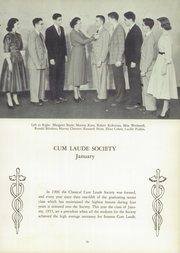 Page 17, 1953 Edition, Classical High School - Caduceus Yearbook (Providence, RI) online yearbook collection