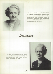 Page 8, 1953 Edition, Classical High School - Caduceus Yearbook (Providence, RI) online yearbook collection