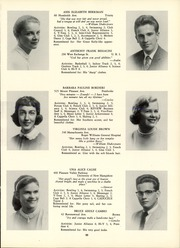 Page 37, 1957 Edition, Classical High School - Caduceus Yearbook (Providence, RI) online yearbook collection