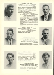 Page 46, 1957 Edition, Classical High School - Caduceus Yearbook (Providence, RI) online yearbook collection