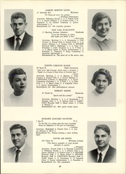 Page 51, 1957 Edition, Classical High School - Caduceus Yearbook (Providence, RI) online yearbook collection