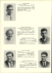 Page 52, 1957 Edition, Classical High School - Caduceus Yearbook (Providence, RI) online yearbook collection