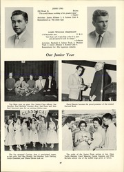 Page 53, 1957 Edition, Classical High School - Caduceus Yearbook (Providence, RI) online yearbook collection
