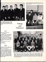 Page 79, 1963 Edition, Classical High School - Caduceus Yearbook (Providence, RI) online yearbook collection