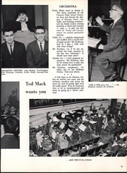 Page 85, 1963 Edition, Classical High School - Caduceus Yearbook (Providence, RI) online yearbook collection