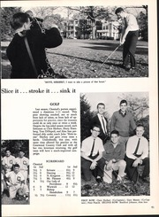 Page 95, 1963 Edition, Classical High School - Caduceus Yearbook (Providence, RI) online yearbook collection