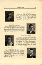Page 17, 1933 Edition, Woonsocket High School - Quiver Yearbook (Woonsocket, RI) online yearbook collection