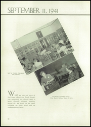 Page 14, 1942 Edition, Woonsocket High School - Quiver Yearbook (Woonsocket, RI) online yearbook collection