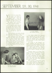 Page 15, 1942 Edition, Woonsocket High School - Quiver Yearbook (Woonsocket, RI) online yearbook collection