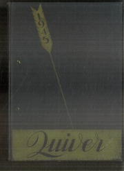 Page 1, 1945 Edition, Woonsocket High School - Quiver Yearbook (Woonsocket, RI) online yearbook collection