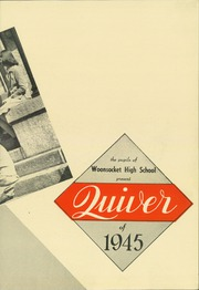 Page 7, 1945 Edition, Woonsocket High School - Quiver Yearbook (Woonsocket, RI) online yearbook collection