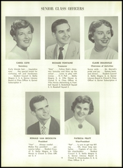 Page 16, 1954 Edition, Woonsocket High School - Quiver Yearbook (Woonsocket, RI) online yearbook collection