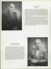 Page 14, 1958 Edition, Warwick Veterans Memorial High School - Gryphon Yearbook (Warwick, RI) online yearbook collection