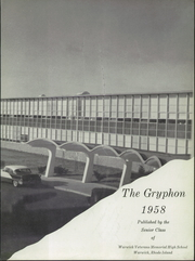 Page 7, 1958 Edition, Warwick Veterans Memorial High School - Gryphon Yearbook (Warwick, RI) online yearbook collection