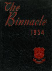 Page 1, 1954 Edition, Rogers High School - Binnacle Yearbook (Newport, RI) online yearbook collection