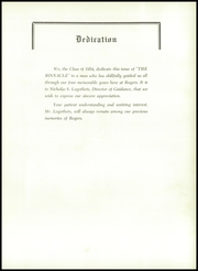 Page 11, 1954 Edition, Rogers High School - Binnacle Yearbook (Newport, RI) online yearbook collection