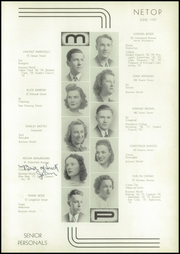 Page 17, 1939 Edition, Mount Pleasant High School - Netop Yearbook (Providence, RI) online yearbook collection