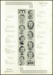 Page 5, 1939 Edition, Mount Pleasant High School - Netop Yearbook (Providence, RI) online yearbook collection