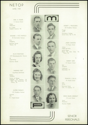 Page 6, 1939 Edition, Mount Pleasant High School - Netop Yearbook (Providence, RI) online yearbook collection