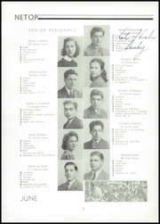 Page 12, 1941 Edition, Mount Pleasant High School - Netop Yearbook (Providence, RI) online yearbook collection