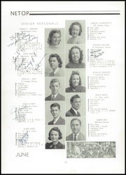 Page 14, 1941 Edition, Mount Pleasant High School - Netop Yearbook (Providence, RI) online yearbook collection