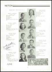 Page 16, 1941 Edition, Mount Pleasant High School - Netop Yearbook (Providence, RI) online yearbook collection