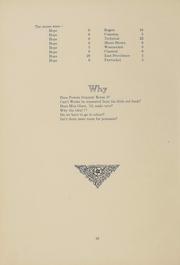 Page 17, 1912 Edition, Hope High School - Blue and White Yearbook (Providence, RI) online yearbook collection