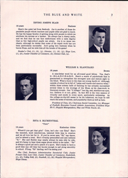 Page 11, 1931 Edition, Hope High School - Blue and White Yearbook (Providence, RI) online yearbook collection