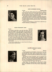 Page 14, 1931 Edition, Hope High School - Blue and White Yearbook (Providence, RI) online yearbook collection