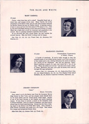 Page 15, 1931 Edition, Hope High School - Blue and White Yearbook (Providence, RI) online yearbook collection