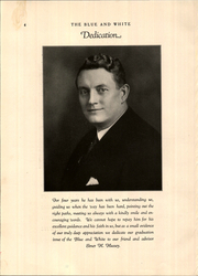 Page 8, 1931 Edition, Hope High School - Blue and White Yearbook (Providence, RI) online yearbook collection