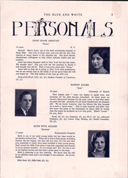 Page 9, 1931 Edition, Hope High School - Blue and White Yearbook (Providence, RI) online yearbook collection