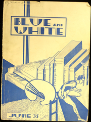 Page 1, 1935 Edition, Hope High School - Blue and White Yearbook (Providence, RI) online yearbook collection