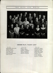 Page 10, 1935 Edition, Hope High School - Blue and White Yearbook (Providence, RI) online yearbook collection