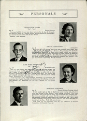 Page 11, 1935 Edition, Hope High School - Blue and White Yearbook (Providence, RI) online yearbook collection