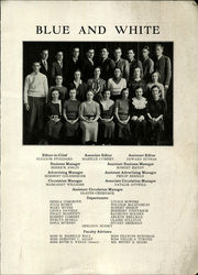 Page 5, 1935 Edition, Hope High School - Blue and White Yearbook (Providence, RI) online yearbook collection
