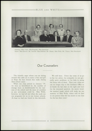 Page 10, 1942 Edition, Hope High School - Blue and White Yearbook (Providence, RI) online yearbook collection