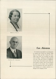 Page 8, 1943 Edition, Hope High School - Blue and White Yearbook (Providence, RI) online yearbook collection