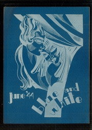 Page 1, 1944 Edition, Hope High School - Blue and White Yearbook (Providence, RI) online yearbook collection