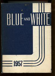 1957 Edition, Hope High School - Blue and White Yearbook (Providence, RI)