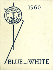 1960 Edition, Hope High School - Blue and White Yearbook (Providence, RI)