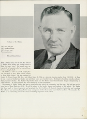 Page 17, 1963 Edition, Hope High School - Blue and White Yearbook (Providence, RI) online yearbook collection